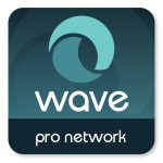 WaveProNetwork badge