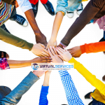 Managing a team of virtual assistants